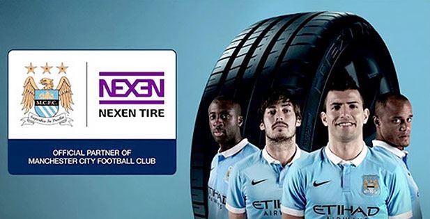 Manchester city Nexen