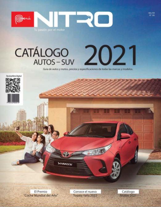 edicion revista nitro con publicidad llantaspe